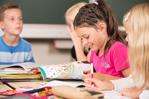 Cours langues enfants / ados